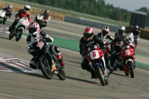 Honda CBR125R Challenge, ICAR