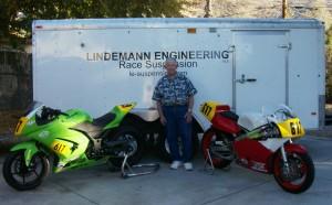 All American Racing Hero