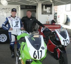World's Oldest Road Racing Class Champion, Tony Serra