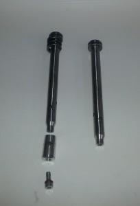 Damper Rod Forks