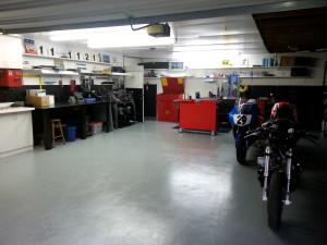 New Shop Floor!