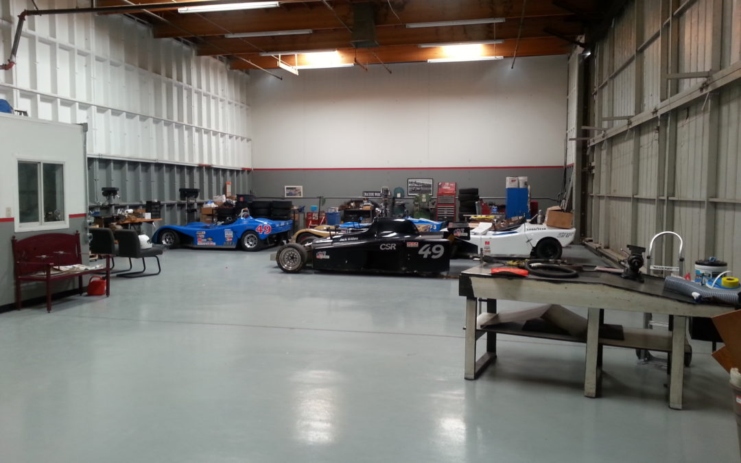 New Shop Space